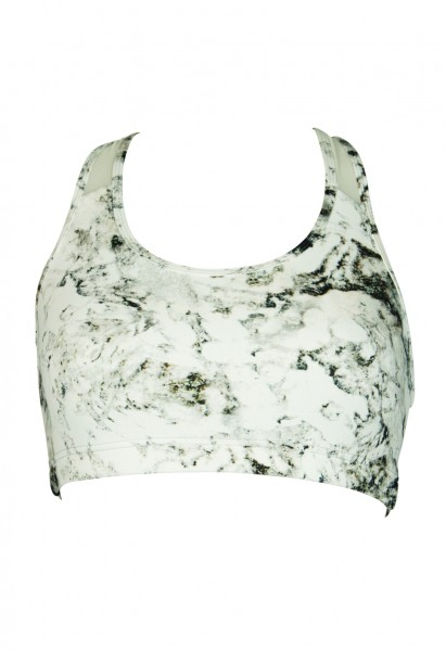 Margot Marble Sport Top