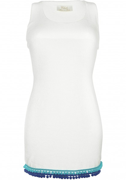 Frottee Mini-Dress