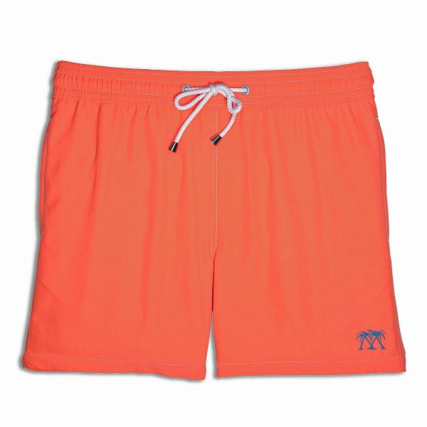 Badehose in orange