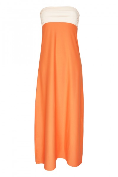 Playa Bandeau Maxi Dress