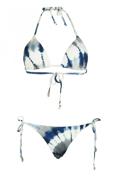 Cast Away Padded Triangle Bikini