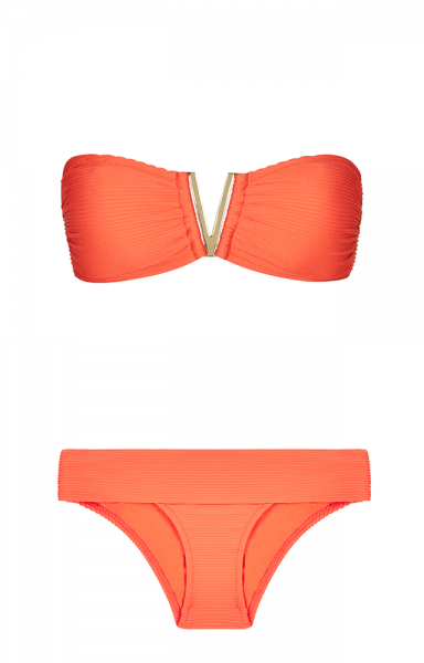 Cayman Islands Bandeau Bikini
