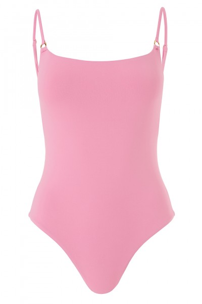 Tosca Padded Swimsuit Rose