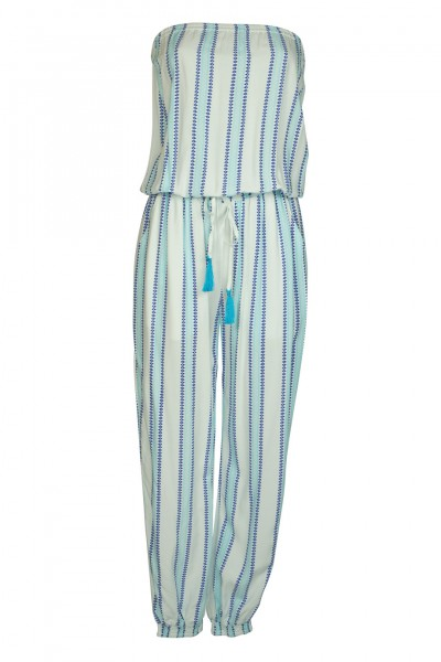 Brooke Jumpsuit aqua moon