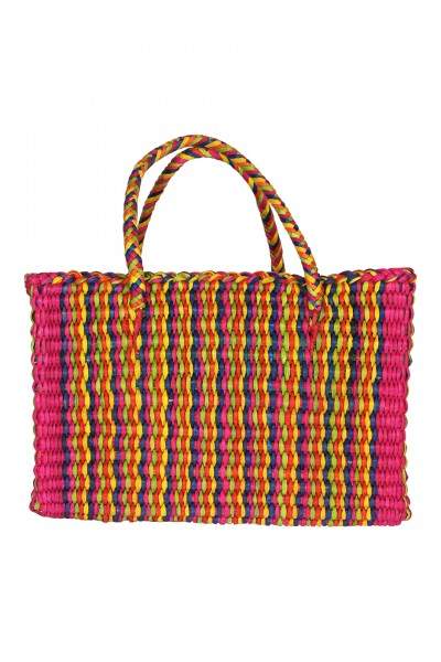 Maldives geflochtene Tote medium in multicolor
