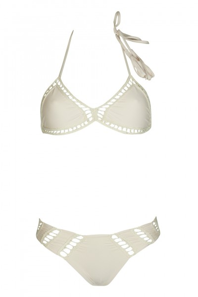 Cloudbreak Triangle Bikini Rose