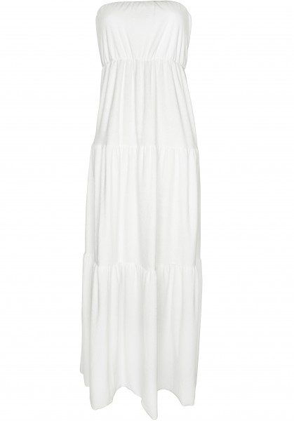 Frottee Maxi-Dress