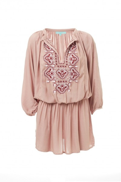 Nadja embroidered dress