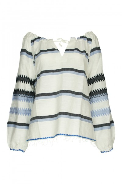 Aster Bluse