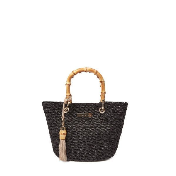 Savannah Bay Mini Bamboo Handtasche