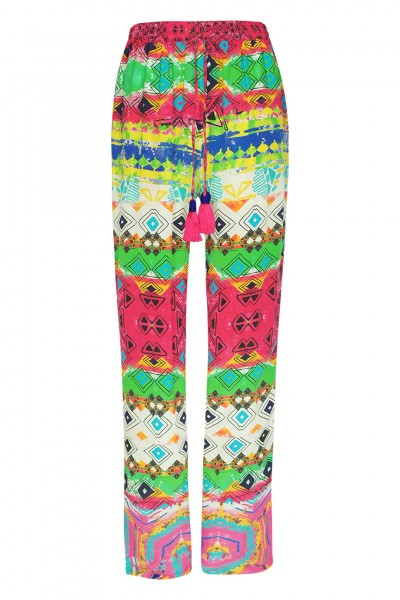Mexico pant with tassels