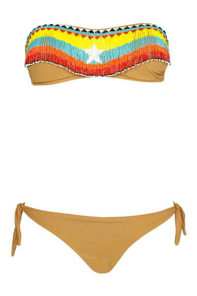 Pin-up Stars Bandeau-Bikini