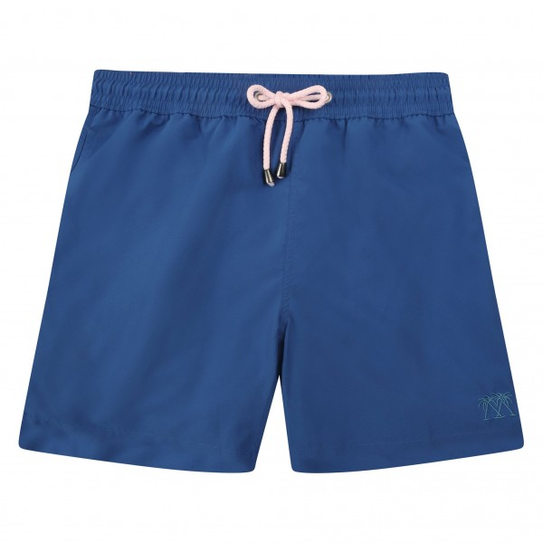 Badehose in regatta-blau