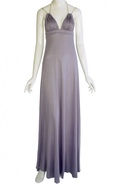 Couture maxi dress